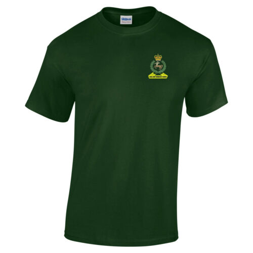 Royal Army Veterinary Corps  pre-shrunk Cotton T-Shirt