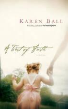 A Test of Faith (Fiction Gems), Acceptable, Ball, Book