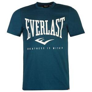 T-Shirt-Homme-EVERLAST-Du-S-au-XXL-Neuf