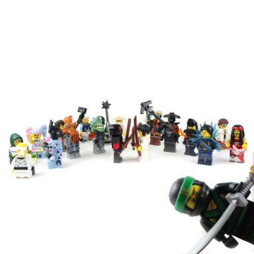 LEGO Ninjago Movie Minifigure Mini Figure Specific Character OR Blind Pack