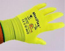 One Pair Pip 34 8743fy M Cut Glove Maxiflex Engineered Yarn Ansi 2 Size Medium