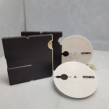 "Scotch 3M White RARE 7"" Reel to Reel Tape Reel Recording Tape 7 inch 18cm 1800ft"