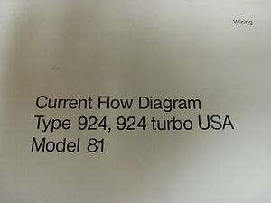 1981 Porsche 924 & Turbo Coupe Electrical Wiring Diagram ... on studebaker wiring diagrams, vw wiring diagrams, mitsubishi wiring diagrams, triumph wiring diagrams, volvo wiring diagrams, honda wiring diagrams, bmw wiring diagrams, excalibur wiring diagrams, jeep wiring diagrams, lincoln wiring diagrams, mahindra wiring diagrams, delorean wiring diagrams, corvette wiring diagrams, ktm wiring diagrams, chevrolet wiring diagrams, mini cooper wiring diagrams, plymouth wiring diagrams, international wiring diagrams, gem wiring diagrams, alfa romeo wiring diagrams,