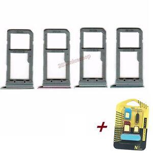 LOT-Micro-SD-Tray-Sim-Card-Tray-Holder-For-Samsung-Galaxy-S7-S7-Edge-G930-G935-F