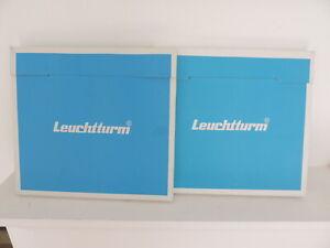 Leuchtturm SF Vordrucke DDR 1974-1984 komplett mit Marken gestempelt