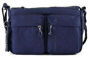 MANDARINA-DUCK-MD20-Medium-Crossover-Dress-Blue