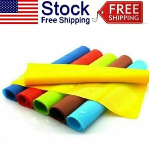 Silicone Non-stick Baking Liner Oven Heat Insulation Bakeware Mat Table Pad X1J3