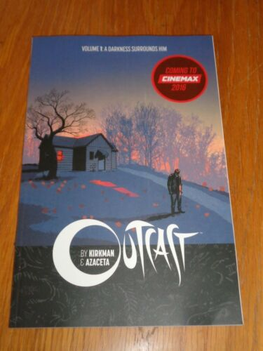 1 of 1 - Outcast A Darkness Surrounds Him Vol 1 Image Comics (Paperback)< 9781632150530