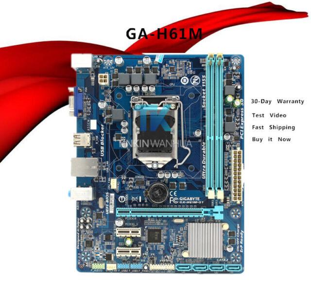 Gigabyte GA-H61M-S2PV USB Blocker 64 Bit