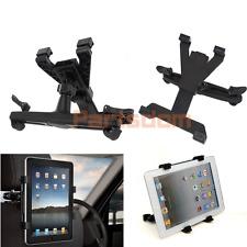 Car Back Seat Headrest Mount Holder for iPad 4 3 2 Galaxy 10.1 Google Nexus 10 7