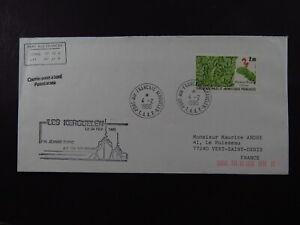 Cover-TAAF-Port-aux-Francais-Kerguelen-1990-Jeanne-d-039-Arc-Cdt-Bourdais-Antarctica