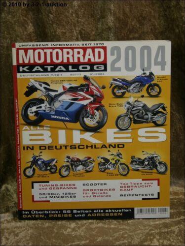 35 2004 Motorrad Katalog Nr