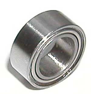 """Hybrid Ceramic Ball Bearings ABEC-7 SR156-2RS 3//16/"""" x 5//16/"""" x 1//8/"""" QTY 10"""