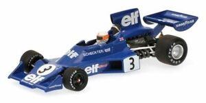 Minichamps-Tyrrell-007Jody-Scheckter-Formula-1-1974-1-43-400740003