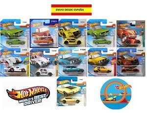Hot Wheels Volkswagen Plusieurs Modèles Tous En Sa Emballage Voitures Miniatures