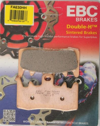EBC - FA630HH - Double-H Sintered Brake Pads - Made In USA