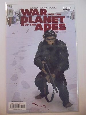 Planet of the Apes Time of Man #1 Virgin Allred Cover BOOM NM Comics Book