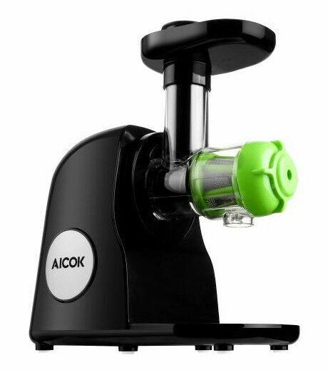 AICOOK AMR521 Masticating Slow Juicer