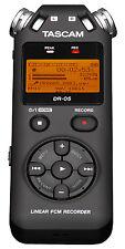 Tascam dr-05 v2 hand held grabadora digital