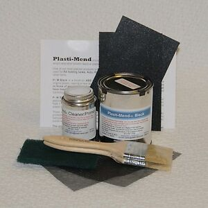 plastimend plastic repair plastic weld emergency kit ebay. Black Bedroom Furniture Sets. Home Design Ideas
