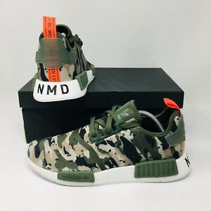 watch bb232 64c0e Details about *NEW* Adidas Original NMD R1 (Men Size 11.5) Camouflage  Running Shoe Ultra Boost