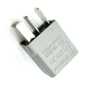 Saab-9-3-9-5-5-Pin-Multi-Use-Silver-Grey-Relay-13100504-12V-10-20A-677-20