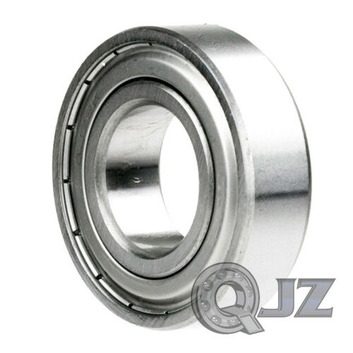 10x 6208-ZZ Ball Bearing 40mm x 80mm x 18mm Double Shielded Metal Seal NEW QJZ
