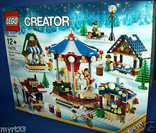 LEGO 10235 WINTER VILLAGE MARKET ~ Factory Sealed RETIRED NISB HTF new