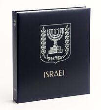 DAVO 5932 ISRAEL w/tabs Hingeless Album 1965-1974