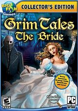 Grim Tales The Bride  (Windows, 2012) big fish hidden object game