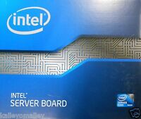 Intel Dbs1200btsr S1200btsr Uatx Lga1155 Ddr3 Ecc Server Board Retail Box