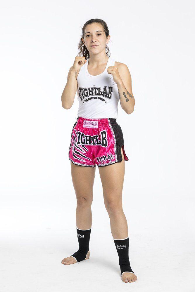 Muay Thai MMA K1 Fightlab  Primal  Retro Thai Boxing Shorts