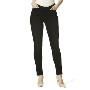 STOOKER-FLORENZ-DAMEN-STRETCH-JEANS-HOSE-SLIM-FIT-STYLE-BLACK-DENIM