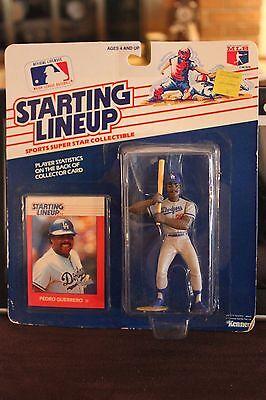 Starting Lineup SLU Sports Figurine DODGERS L.A 1988  PEDRO GUERRERO