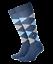 thumbnail 2 - Discount-30-BURLINGTON-Socks-Tights-Manchester-21782-Socks-Long-Cotton-Rhombus