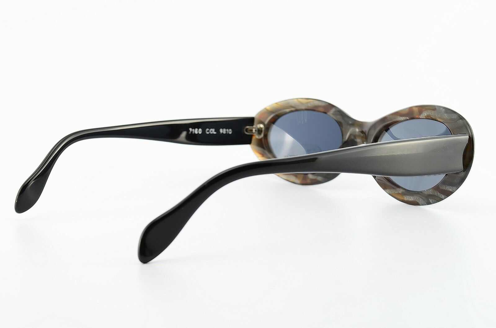 MIKLI par MIKLI Sonnenbrille 7160 Col.  9810 Vintage Vintage Vintage Sunglasses Oval 90s France   Clever und praktisch    Verkauf    Elegante Und Stabile Verpackung  aac2ee