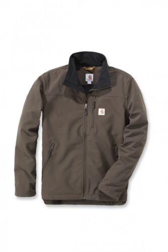 Carhartt Herren Men Jacket Jacke Denwood Soft Shell Wind /& Wasserabweisend NEU