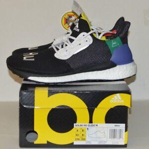fbb2686e60d Adidas x PW HU Solar Glides Black Sizes 7 & 9 New/DS 100% authentic ...