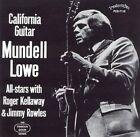 California Guitar by Mundell Lowe (CD, Progressive)