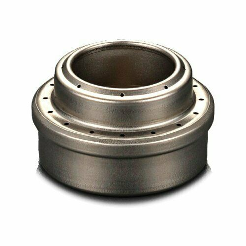 EVERNEW EBY254 Ti Alcohol Stove Titanium From Japan