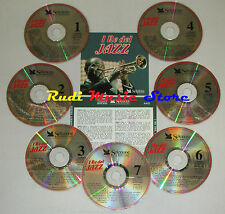 BOX 7 CD I RE DEL JAZZ Louis armstrong SELEZIONE READER DIGEST rdcd129 lp mc dvd