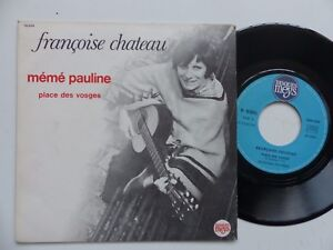 FRANCOISE-CHATEAU-Meme-Pauline-10034-Contrebasse-PIERRE-NICOLAS-Discotheque-RTL