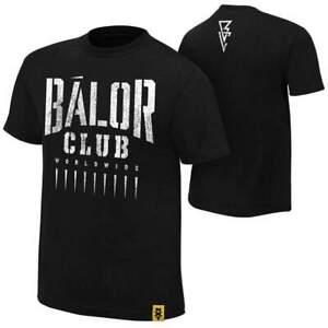 Official-Licensed-NXT-Finn-balor-034-Balor-club-034-authentique-T-Shirt