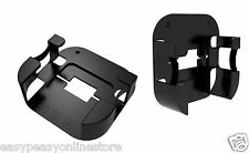 New Black Lightweight TV mount for Sky Now TV boxes and Roku 2 3 boxes + fixings