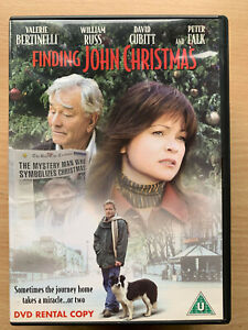 Finding John Christmas.Details About Finding John Christmas Dvd 2003 Rare Festive Family Film With Peter Falk