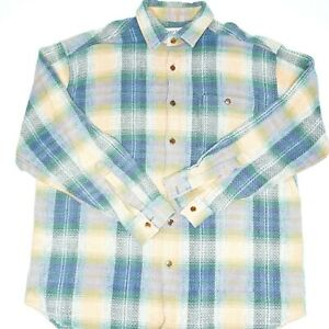 Tweed-River-Traditional-Classic-Long-Sleeve-Mens-Shirt-Size-XL-Pastel