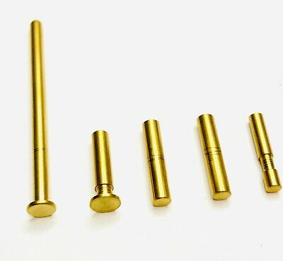 Stainless Steel  4  Pin  Set Takedown Frame Catch for Ruger LCP  380