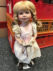 Art Dolls-ooak Mes-38043 Sammler-künstlerpuppe Ohne Herstellerangabe L:ca.20cm,