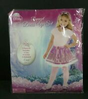 Rapunzel Tangled Childs 4-6 3 Pc Tutu Costume Dress Up Set Disney B253