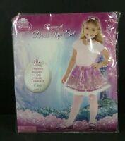 Rapunzel Tangled Childs 4-6 3 Pc Tutu Costume Dress Up Set Disney B253